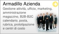 Gestionale Web Azienda Armadillo