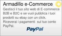 Gestionale Web E-Commerce Armadillo